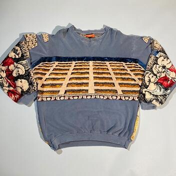 Composed by Cynn R Last Supper Sweater 2