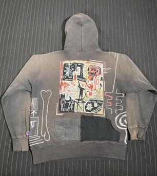 Basquiat Hoodie 1