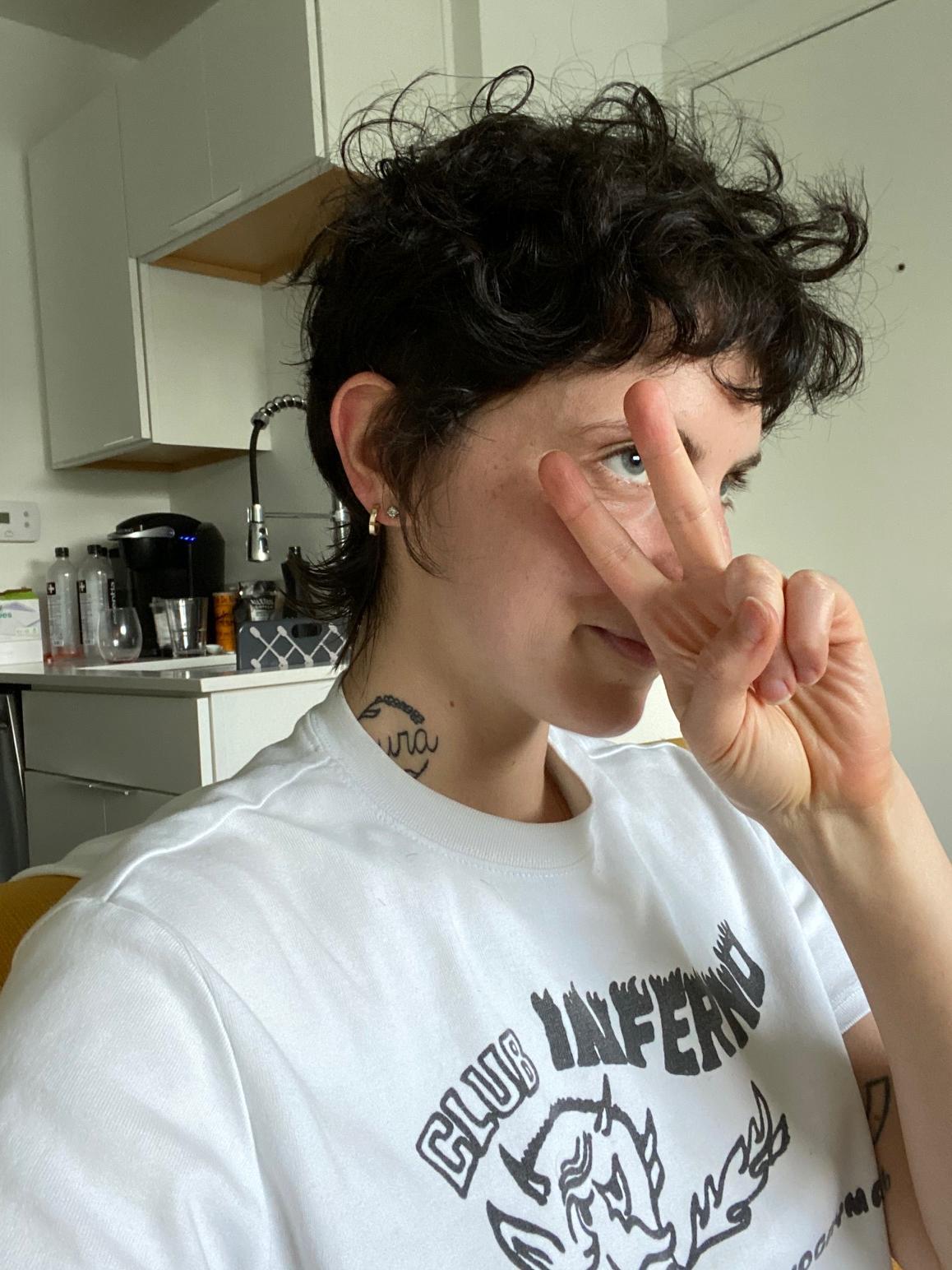 Emma Haircut