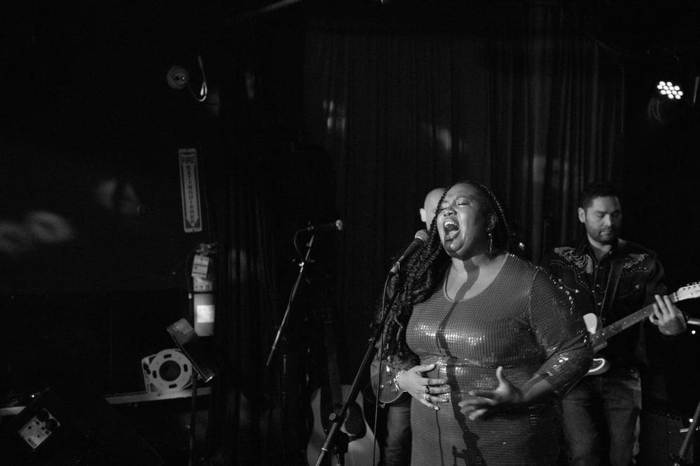Nesha Ward Singer 2
