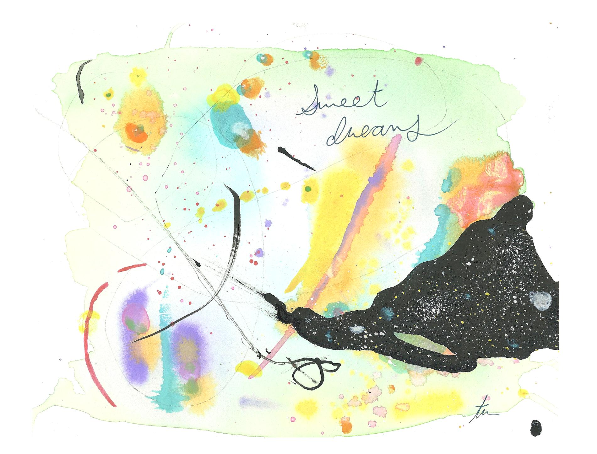 sweet dreams Amira-Sade Moodie